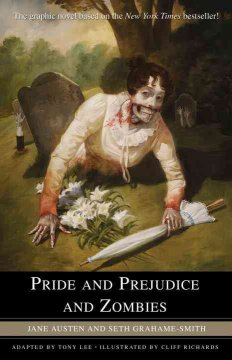 Pride and Prejudice and zombies : the graphic novel cover image