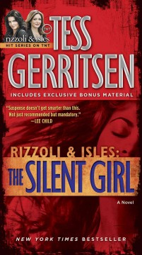 The silent girl cover image