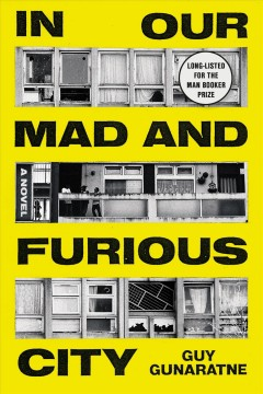 In our mad and furious city cover image