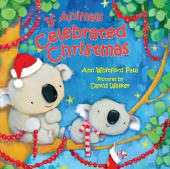 If animals celebrated Christmas cover image