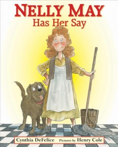 Nelly May has her say cover image