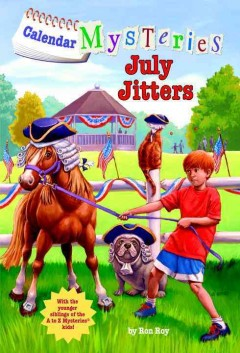 July jitters cover image