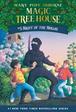 Night of the ninjas cover image
