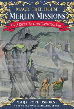 A ghost tale for Christmas time cover image