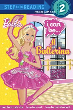 I can be-- a ballerina cover image