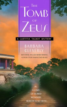 The tomb of Zeus cover image