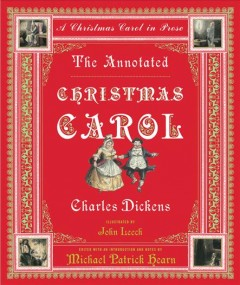 The annotated Christmas carol : a Christmas carol in prose cover image
