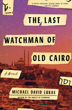 The last watchman of Old Cairo cover image