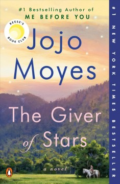 The giver of stars cover image