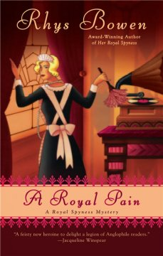 A royal pain cover image