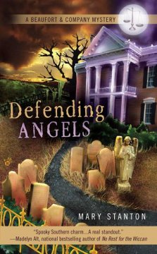 Defending angels cover image