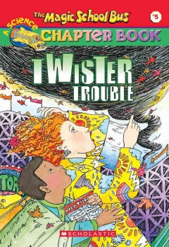 Twister trouble cover image