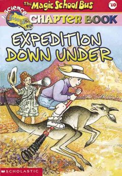 Expedition down under cover image