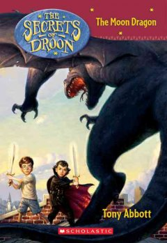 The moon dragon cover image