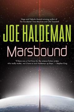 Marsbound cover image