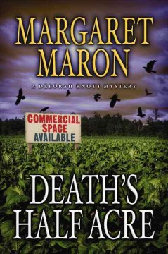 Death's half acre cover image