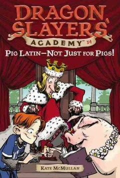 Pig Latin-Not Just for Pigs! cover image