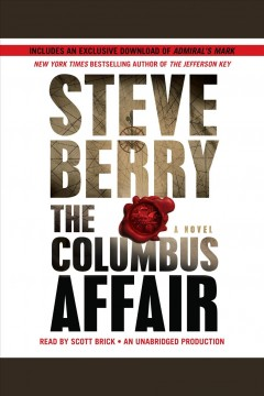 The Columbus affair cover image