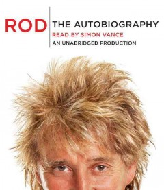 Rod the autobiography cover image