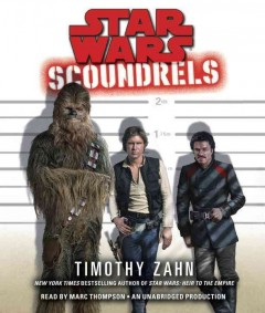 Star Wars. Scoundrels cover image