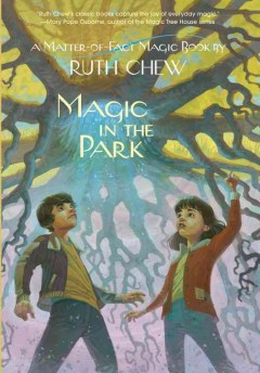 Magic in the park cover image