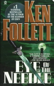 Eye of the needle cover image