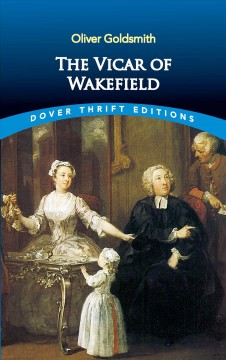 The Vicar of Wakefield cover image