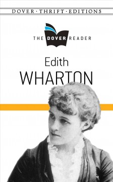 Edith Wharton: the Dover reader cover image