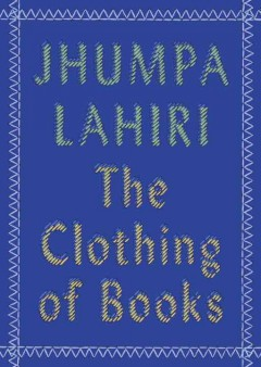 The clothing of books cover image