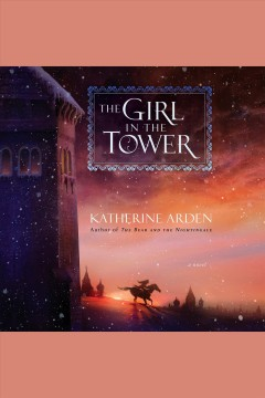 The girl in the tower cover image