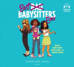 Best bad [crossed out] babysitters ever cover image