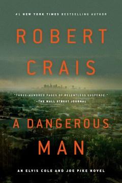 A dangerous man cover image