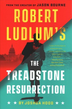 Robert Ludlum's the Treadstone Resurrection cover image