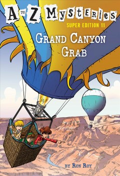 Grand Canyon grab cover image