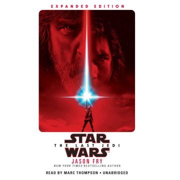 The last Jedi cover image
