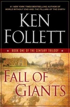 Fall of giants cover image