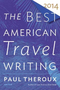 The best American travel writing 2014 cover image