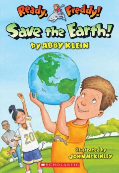Save the Earth! cover image