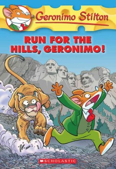 Run for the hills, Geronimo! cover image