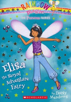 Elisa the royal adventure fairy cover image