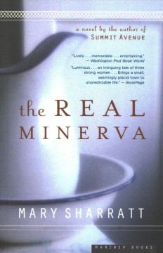 The real Minerva cover image