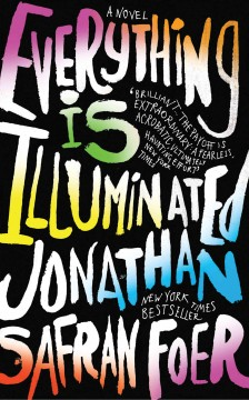 Everything is illuminated : a novel cover image