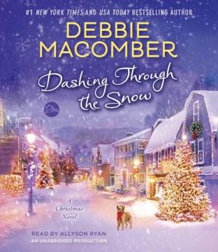 Dashing through the snow a Christmas novel cover image