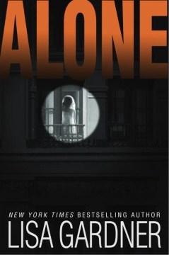 Alone a novel of suspense cover image