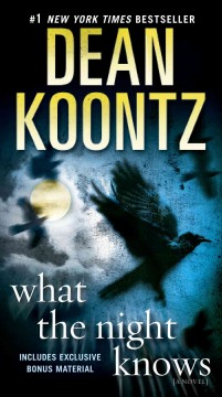 What the night knows cover image