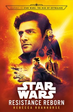 Star wars, resistance reborn cover image