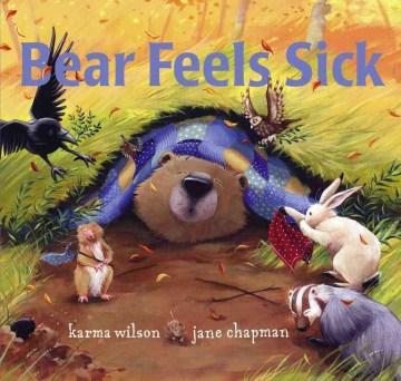 Bear feels sick cover image