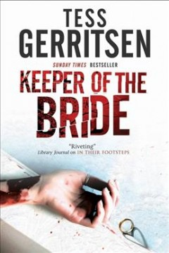 Keeper of the bride cover image