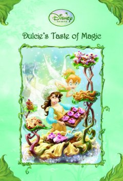 Dulcie's taste of magic cover image
