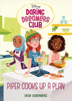 Piper cooks up a plan cover image